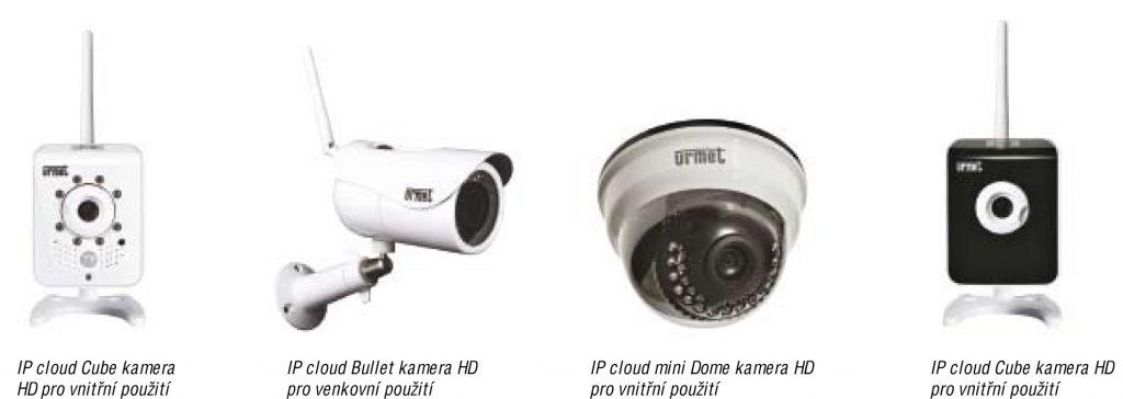 IP kamery URMET