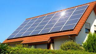 fotovoltaika na rodinném domě