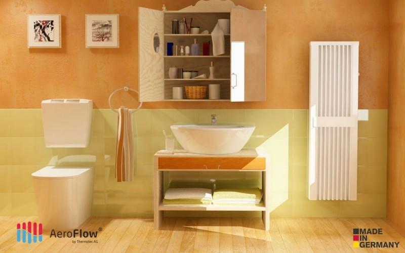 Panely jsou vyráběny v různých velikostech, je tedy možné je instalovat prakticky v jakékoli místnosti